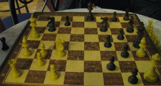 Torneo di scacchi per bambini